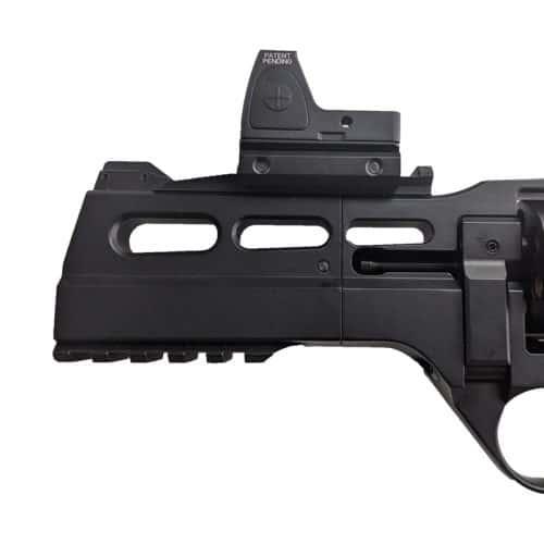 6 shooters chiappa rhino front sight rail 3