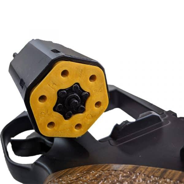 6 shooters hexshot shell for Chiappa rhino 50DS 2