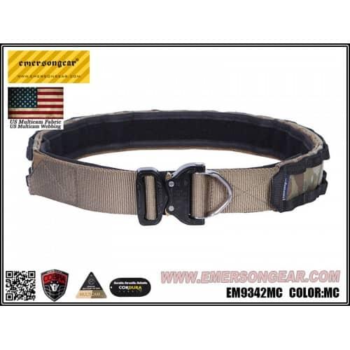 emerson gear cobra combat belt multicam