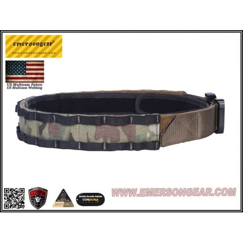 emerson gear cobra combat belt multicam right