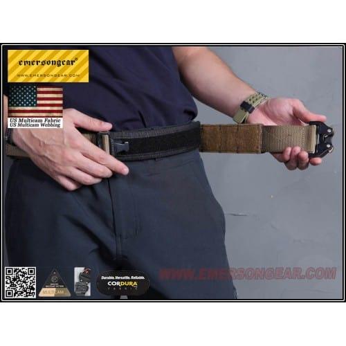 emerson gear cobra combat belt multicam buckle model 3