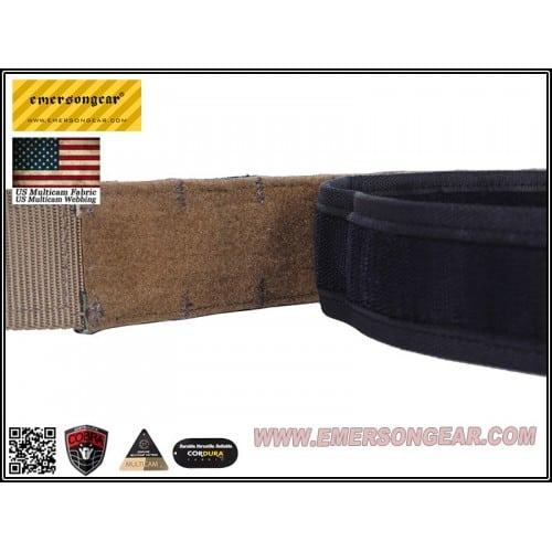 emerson gear cobra combat belt multicam buckle velcro