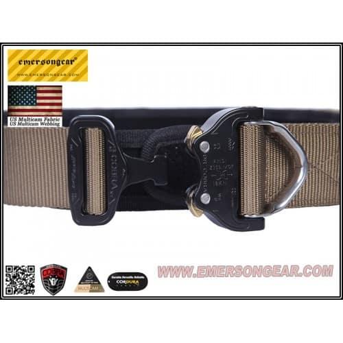 emerson gear cobra combat belt multicam buckle open