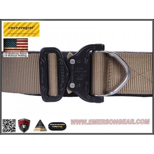 emerson gear cobra combat belt multicam buckle closed