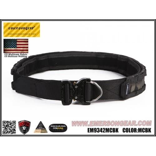 emerson gear cobra combat belt multicam black