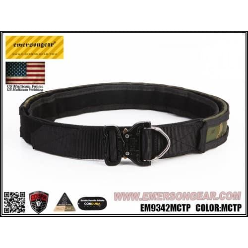 emerson gear cobra combat belt multicam tropic