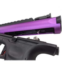we galaxy g series gas blowback pistol purple open
