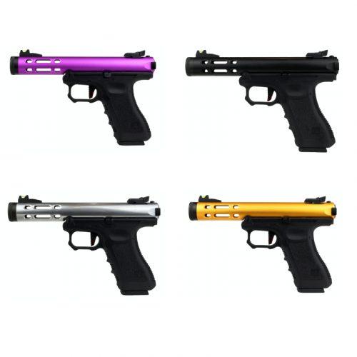 we galaxy gbb pistol all