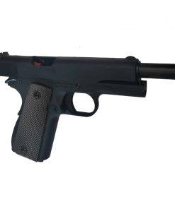 cybergun colt 1911 gas blowback co2 pistol with markings 2