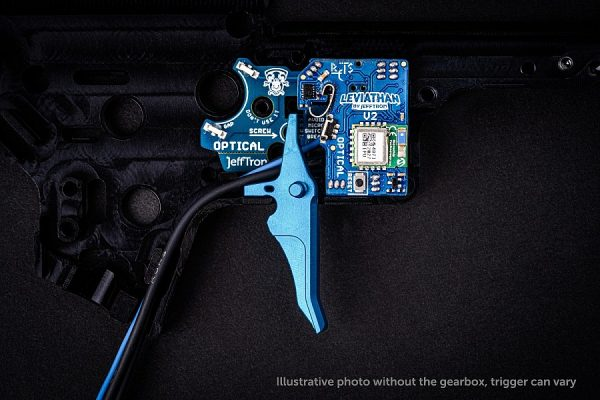 jefftron leviathan optical mosfet with trigger 10
