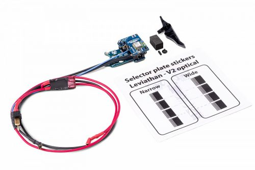 jefftron leviathan optical mosfet with trigger 5
