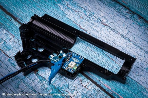 jefftron leviathan optical mosfet with trigger 8