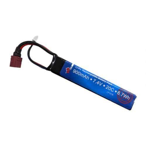 vp power 900mah 20c stick battery