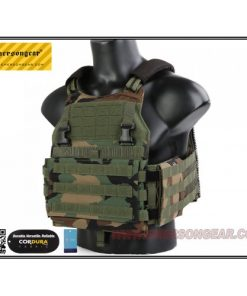 emerson gear vs style scarab plate carrier woodland 2