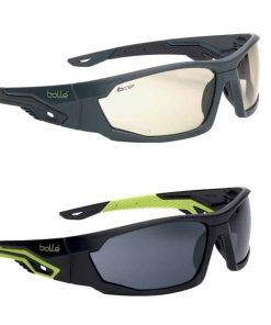 bolle mercuro shooting airsoft glasses both