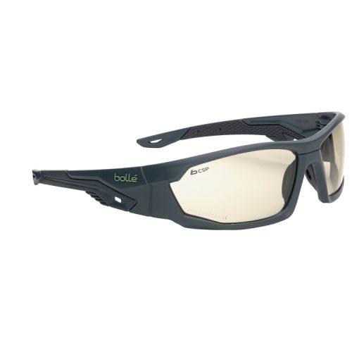 bolle mercuro shooting glasses brown