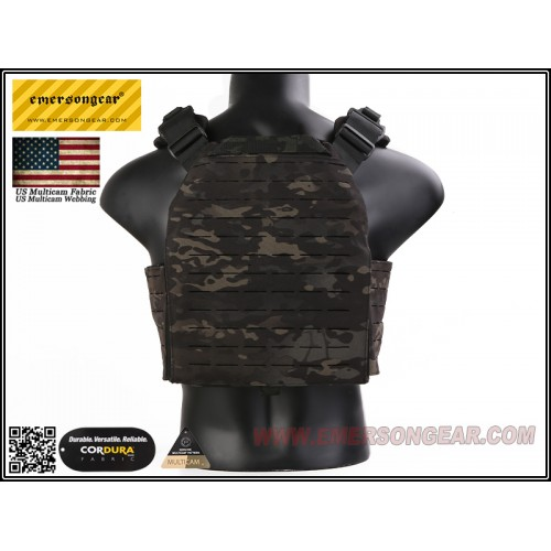 emerson gear fs style strandhogg plate carrier multicam black 3