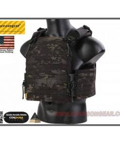 emerson gear fs style strandhogg plate carrier multicam black 5