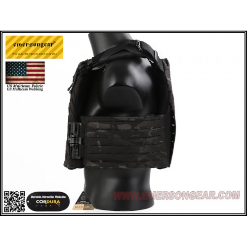 emerson gear fs style strandhogg plate carrier multicam black 2