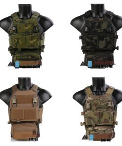 emerson gear fcs style vest w/mk chest rig all