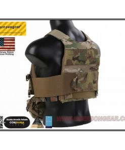 emerson gear fcs style vest w/mk chest rig side