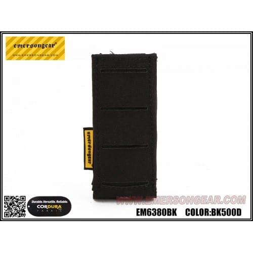 emerson gear lcs multi-calibre pistol magazine pouch black