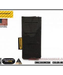 emerson gear lcs multi-calibre pistol magazine pouch multicam black