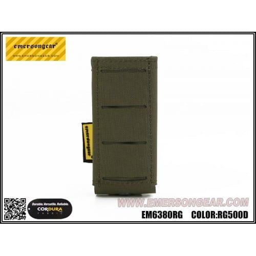 emerson gear lcs multi-calibre pistol magazine pouch ranger green