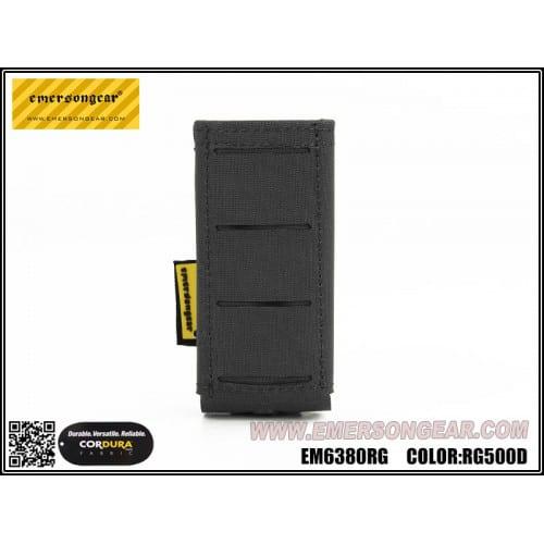 emerson gear lcs multi-calibre pistol magazine pouch wolf grey