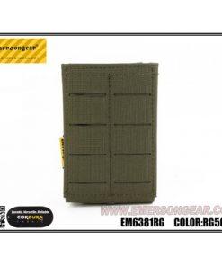 emerson gear lcs multi-calibre magazine pouch ranger green