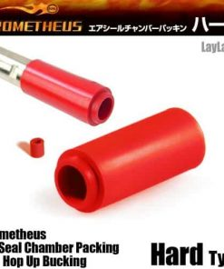 prometheus red hop rubber and nub hard prommy red 1