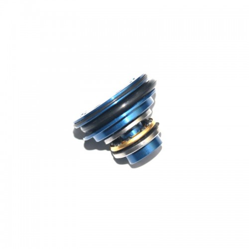 rocket aluminium double o-ring piston head