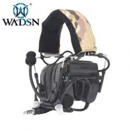 wadsn in the ear headset black