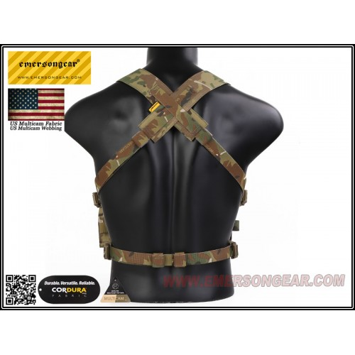 emerson gear d3crm chest rig x-harness kit multicam 2