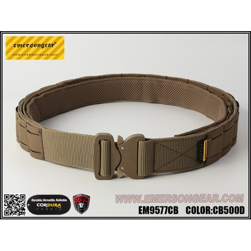 emerson gear lcs combat belt coyote brown 1