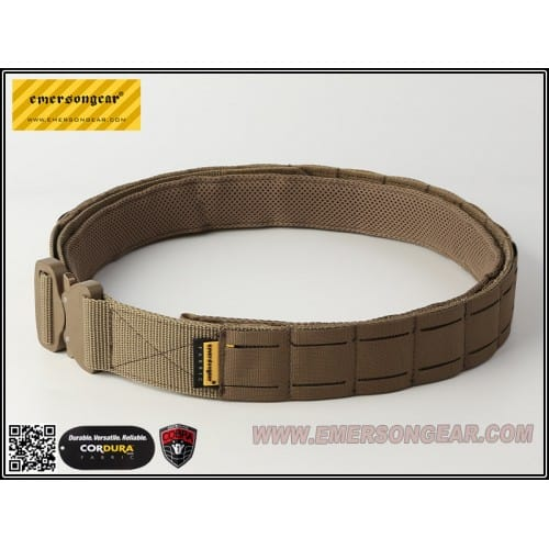 emerson gear lcs combat belt coyote brown 2