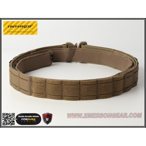emerson gear lcs combat belt coyote brown 4