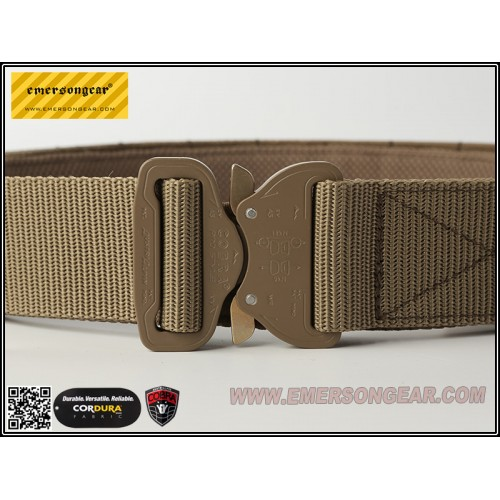 emerson gear lcs combat belt coyote brown 5