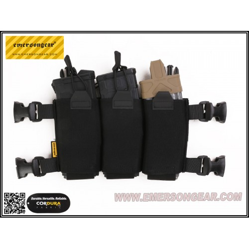 emerson gear triple 5.56mm chest rig panel 1