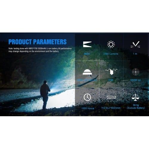 trustfire mc3 edc magnetic rechargeable flashlight 2