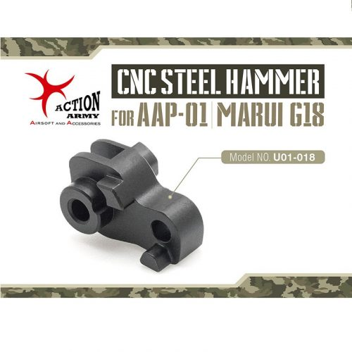 action army aap-01 upgraded steel hammer