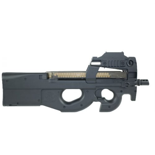 cybergun fn p90 with integrated red dot sight 2