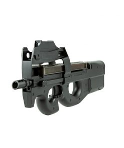 cybergun fn p90 with integrated red dot sight 3