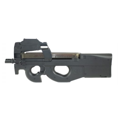 cybergun fn p90 with integrated red dot sight 1