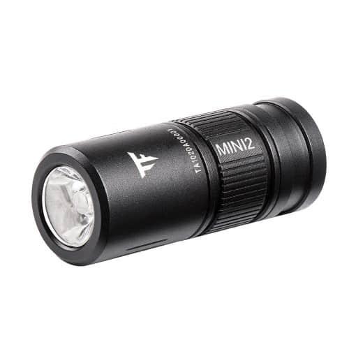 trustfire mini2 keychain flashlight 1