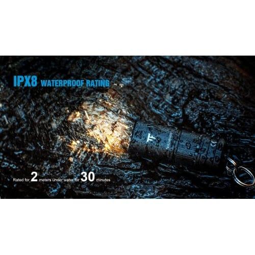trustfire mini2 keychain flashlight 7
