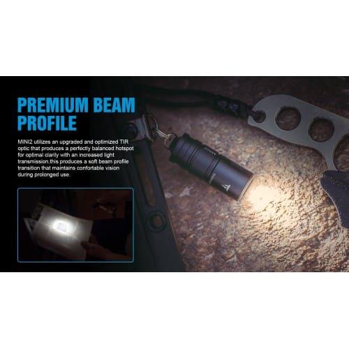trustfire mini2 keychain flashlight 5