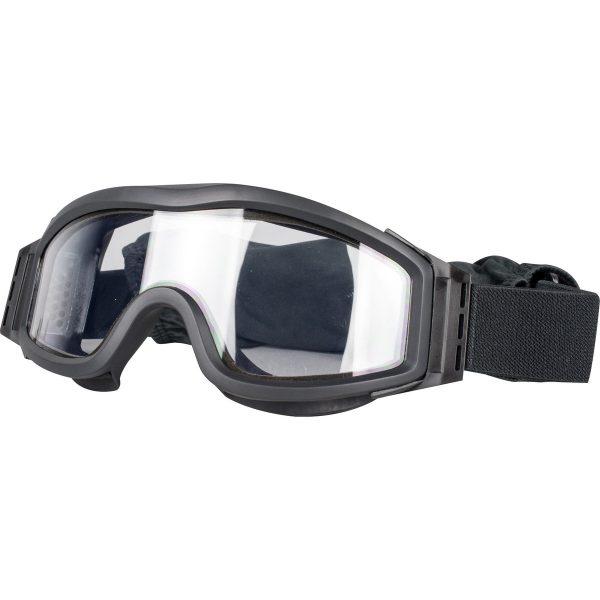 valken tango single lens goggles black