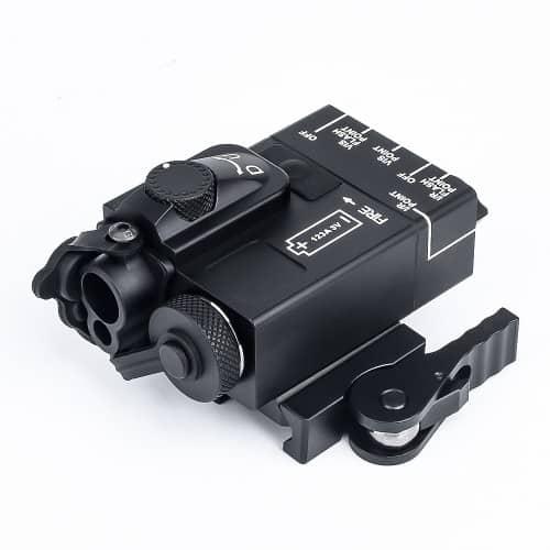 wadsn mini dbal red laser ir laser