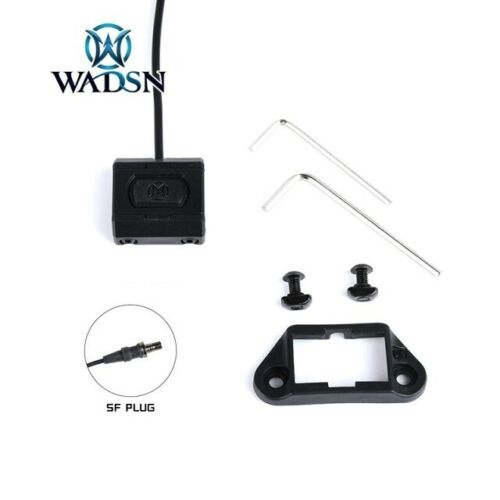 wadsn mod rail pressure switch button sf plug black